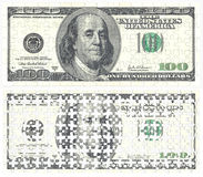 Dollar bill Royalty Free Stock Photography