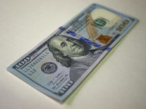 Dollar Bill. Currency cash finance paper focus Stock Photography