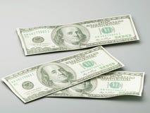 Dollar bill and symbol royalty free illustration