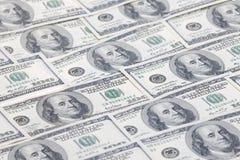 Dollar bills. Still life of dollar bills Royalty Free Stock Image