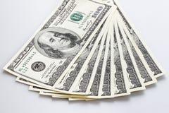 Dollar bills Stock Photos