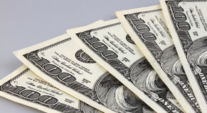 Dollar bills Stock Photo