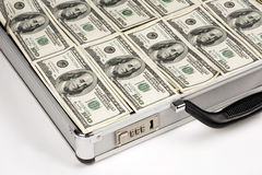 Dollar Bills Stock Image