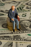 Dollar Bills. Money from the United States of America Stock Photography