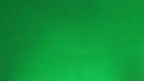 Dollar bills appear and disappear. US dollar bills appear and disappear stock video
