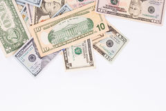 Dollar Bills. Royalty Free Stock Image