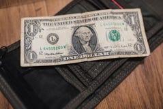 Dollar bills, money background. Dollars money set close up Royalty Free Stock Photo