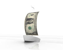 Dollar Boat Stock Photos