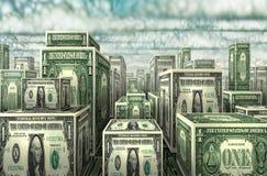 Dollar City Stock Photos