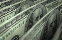 Dollar Close-Up Royalty Free Stock Photos