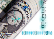 Dollar concept Royalty Free Stock Photo