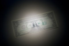Dollar craintif Photos libres de droits