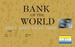 Dollar credit card. A illustration of a credit card with a dollar sign stock illustration