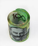 Dollar d'Australie Photo libre de droits