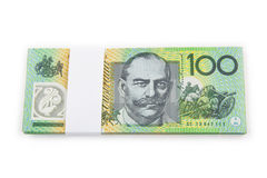 Dollar d'Australie Photo stock