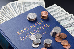 Dollar - Das Kapital Royalty Free Stock Photography