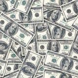 dollar de 100 factures Photographie stock libre de droits