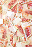 Dollar de Hong Kong Photos stock