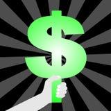 Dollar de signe Images stock