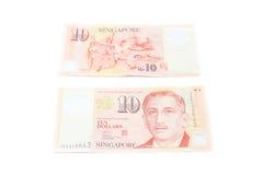 Dollar de Singapour images stock