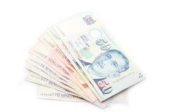 Dollar de Singapour image libre de droits