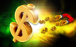 Dollar Royalty Free Stock Images