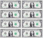 Dollar 8 Stock Image