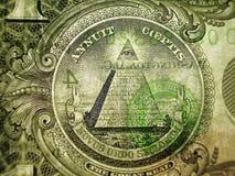 dollar en Royaltyfri Bild