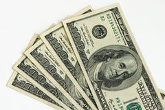 dollar fem hundra Royaltyfri Foto