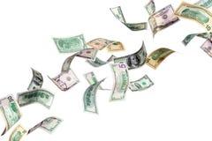 dollar flyga Royaltyfri Fotografi