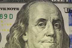 Dollar Franklin Stockfotografie