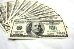 Dollar, Geld Stockfoto