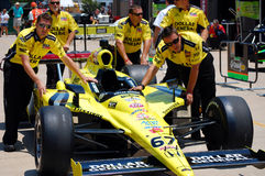 Dollar General Indy Car Stock Photos