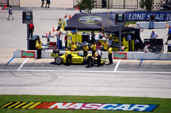 Dollar-General Indy Car Stockfotos