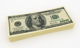 Dollar Haufen Lizenzfreie Stockfotos