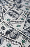 Dollar Hintergrund Stockbild