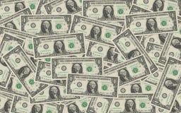 Dollar Hintergrund Lizenzfreies Stockbild