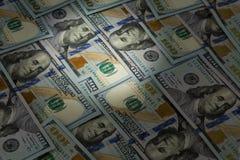 Dollar light spot Stock Photo