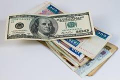 Dollar main. Stock Photography