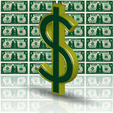 Dollar-Money Royalty Free Stock Images