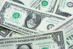 Dollar money Stock Image