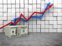 Dollar money Royalty Free Stock Photography