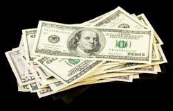 Dollar Money bills Stock Images