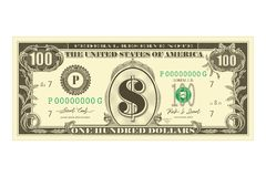 Dollar Note Royalty Free Stock Images