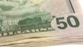 Dollar Notes. Stock Video Footage of Dollar Notes stock video