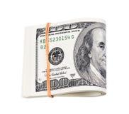 dollar packe Arkivfoton
