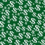 Dollar Pattern background vector. Dollar Seamless Pattern.Money dollar icon background vector Stock Photos