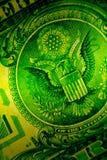 dollar pengar royaltyfri fotografi