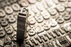 Dollar, Pfund, Geldumtauschzeichen Lizenzfreies Stockbild