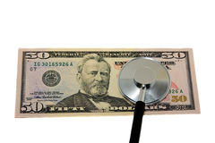 Dollar pulse Stock Images